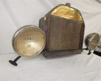 VIEW 4 PEERLESS HONEYCOMB RADIATOR