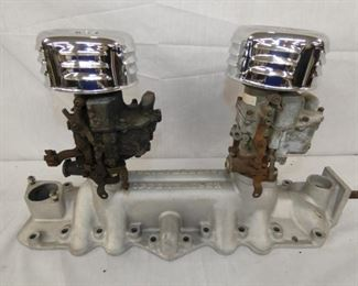 OFFENHAUSER INTAKES