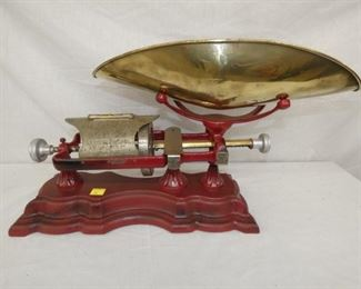 DODGE SCALE CO. SCALES