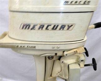 VIEW 2 CLOSEUP MERCURY MOTOR