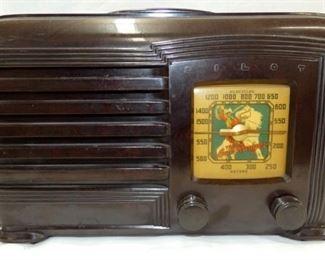 EARLY LONG RANGER RADIO