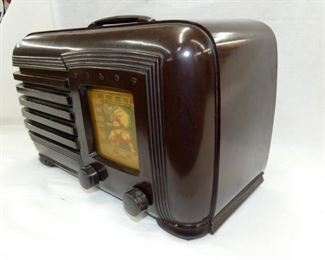 VIEW 6 EARLY LONG RANGER RADIO