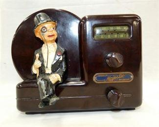 CHARLIE MACARTHY RADIO