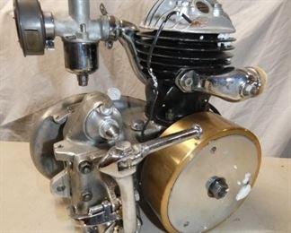 VIEW 3 SIDE 2 VILLIERS BIKE ENGINE