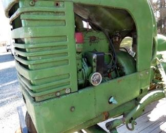 VIEW 5 OTHERSIDE FRONT END JD L