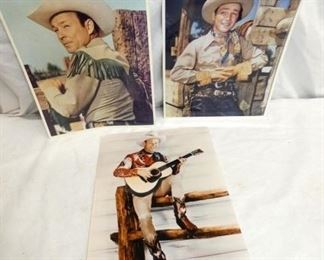 REAL PHOTOS ROY ROGERS