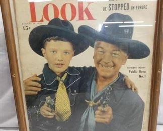 1950 HOPALONG LIFE MAGIZINE