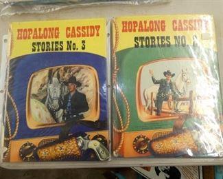 #1-3 HOPALONG CASSIDY BOOKS