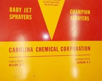 VIEW 4 CHAMPION CHEMICALS SIGNS