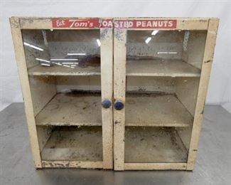 TOMS COUNTER CABINET