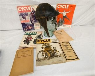 CYCLE MAGIZINES