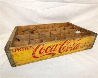 DRINK COCA COLA CRATE