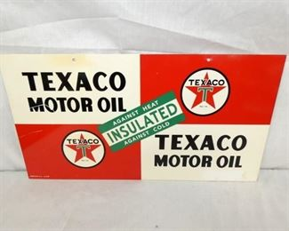 VIEW 2 OTHERSIDE TEXACO SIGN
