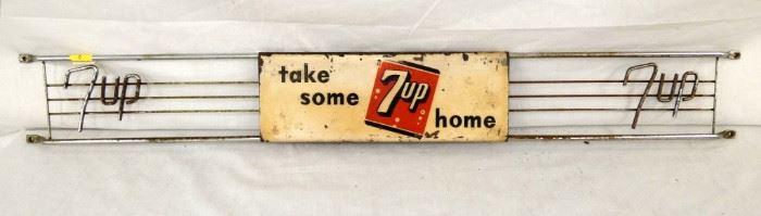 7UP DOOR PUSH