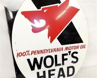 17X22 1973 WOLFS HEAD FLANGE