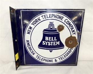 12X11 PORC. BELL SYSTEM FLANGE