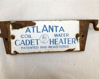 ATLANTA CADET HEATER DOOR PLATE