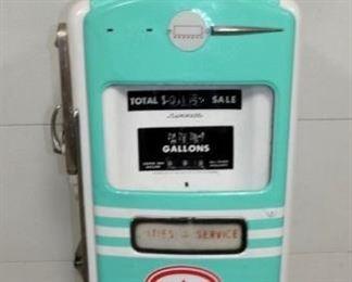 1950'S BENNETT CITIES SERVICE GAS PUMP