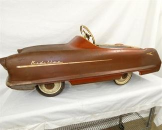 VIEW 5 OTHERSIDE KIDILLAC PEDAL CAR