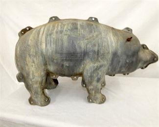 32X10 HICKORY NC PIG CONCRETE MOLD