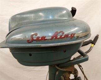 VIEW 2 SEA KING BOAT MOTOR
