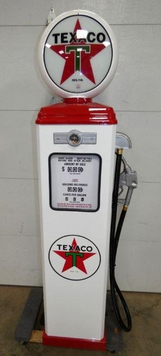 TEXACO REPLICA GAS PUMP