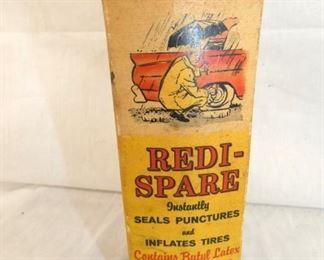 REDI SPARE W/ ORIG. BOX