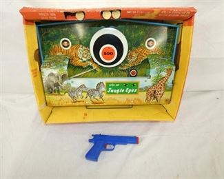 OHIO ART JUNGLE SHOOTING GALLERY