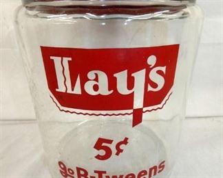 LAYS 5CENT STORE JAR