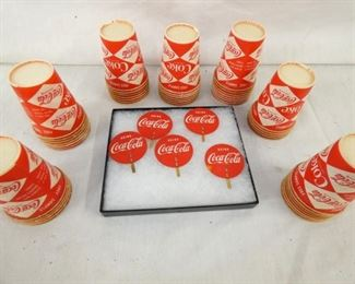 VIEW 2 COLLECTION COKE ITEMS