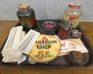 GROUP PICTURE ADVERTISING ITEMS