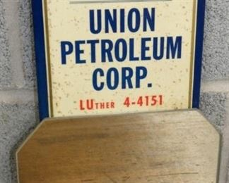 UNION PETROLEUM CORP. ADV. MIRROR