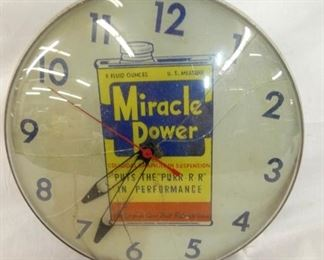 12IN MIRACLE POWER CLOCK