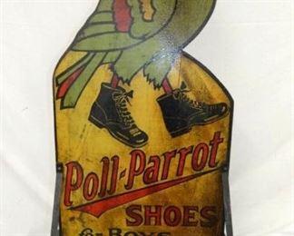 21X56 RARE ORIG. POLL PARROT SHOES