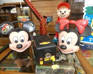 MICKEY MOUSE AND OTHERS