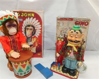 BO BIG JOHN CHEIF/GINO