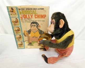 BO JOLLY CHIMP W/ORG. BOX