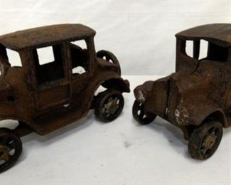 CAST FORD MODEL A  CARS