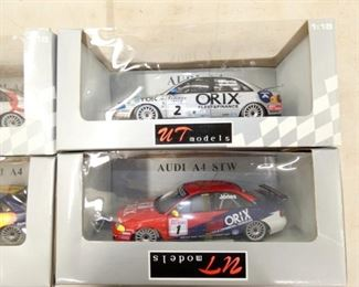 UT MODELS 1:18 SCALE CARS/OTHER