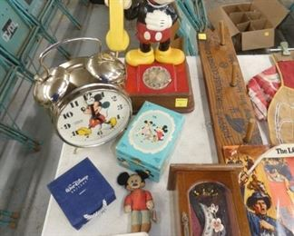 Mickey Mouse ITEMS
