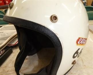 ELTO MOTORCYCLE HELMET