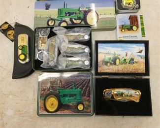 VIEW 2 John Deere COLLECTOR KNIVES