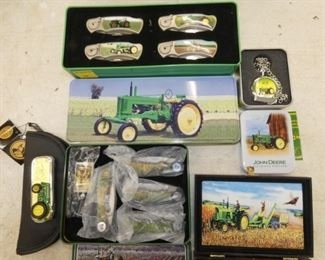 VIEW 3 John Deere COLLECTOR KNIVES