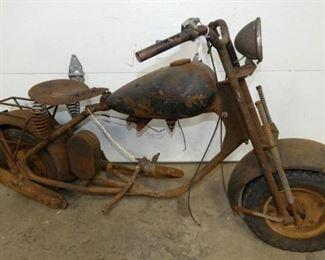 1946 MUSTANG MOTORBIKE