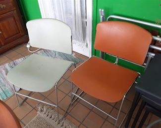 Mid-century desk chairs