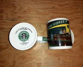 Starbucks coffee cups collectible