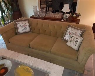 Queen-size sleeper sofa by Stratford