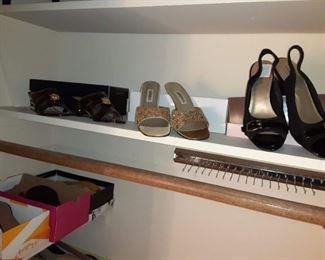 woman's shoes size 8.5 -9