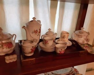 English bone china tea tea