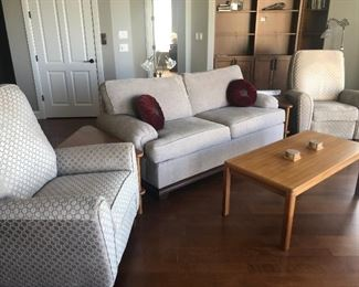 High End Home with MCM Furniture